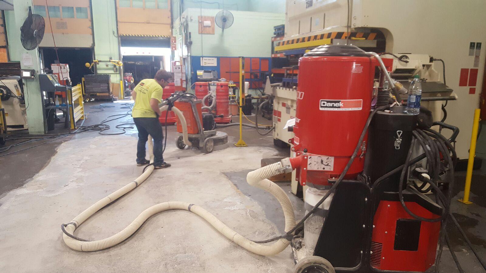 Manufactor Flooring Prep