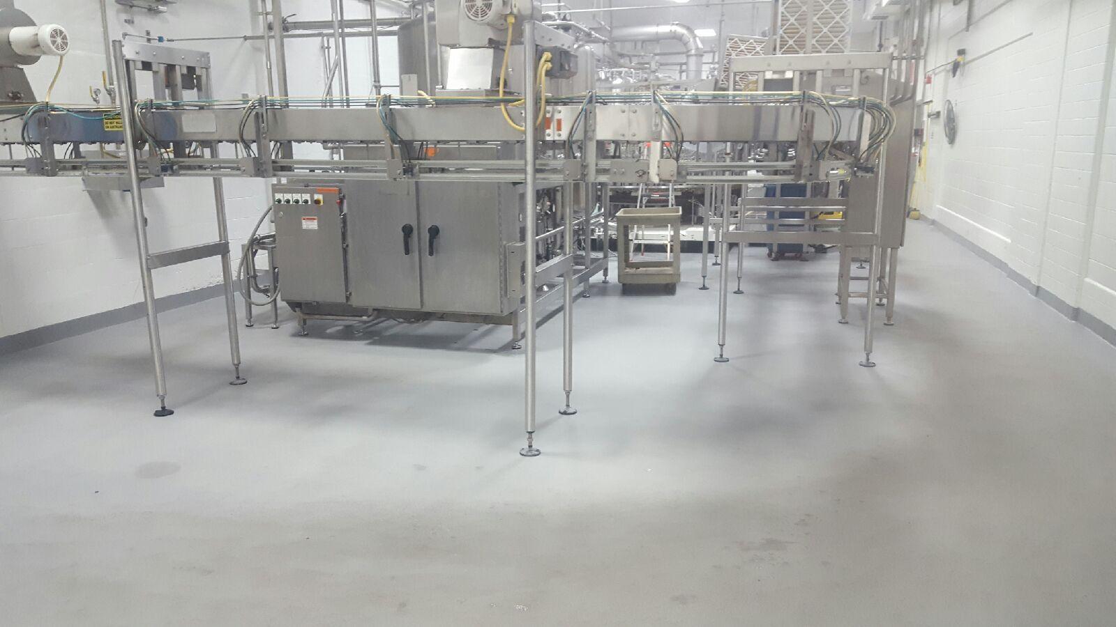 Food Manufactoring Facility